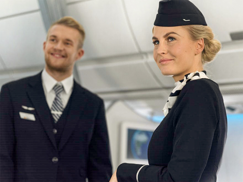 La formation à suivre pour devenir steward ou hôtesse de l'air