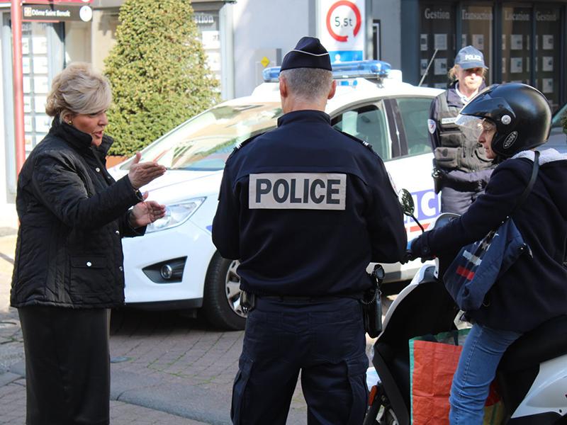 Les études pour devenir agent de police